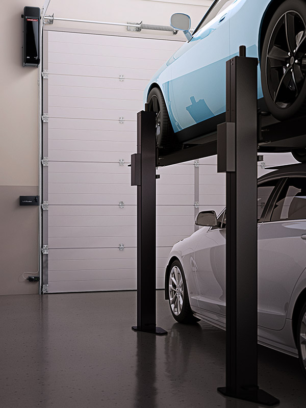 Opening Up Possibilities With The New Wall Mount Garage
